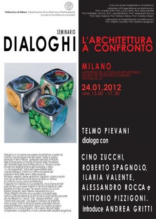 Dialoghi: l'architettura a confronto