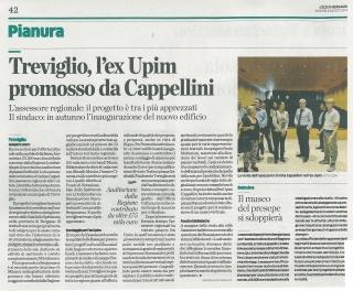 Eco di Bergamo: Ex Upim Treviglio